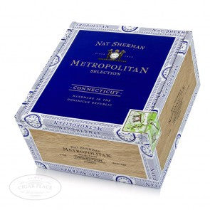 Nat Sherman Metropolitan Connecticut Selection