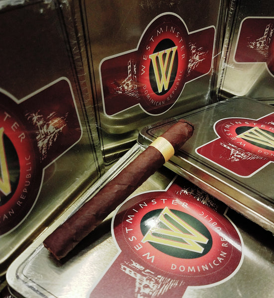 Westminster Cigarillos (Tin of 10)