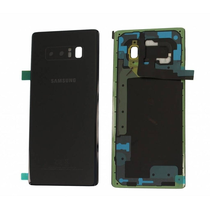 Samsung - Note 8 (N950) - Rear Cover Service Pack - Black