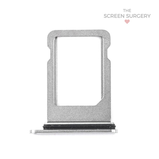 Apple Iphone Xs Sim Card Tray Silver Original
