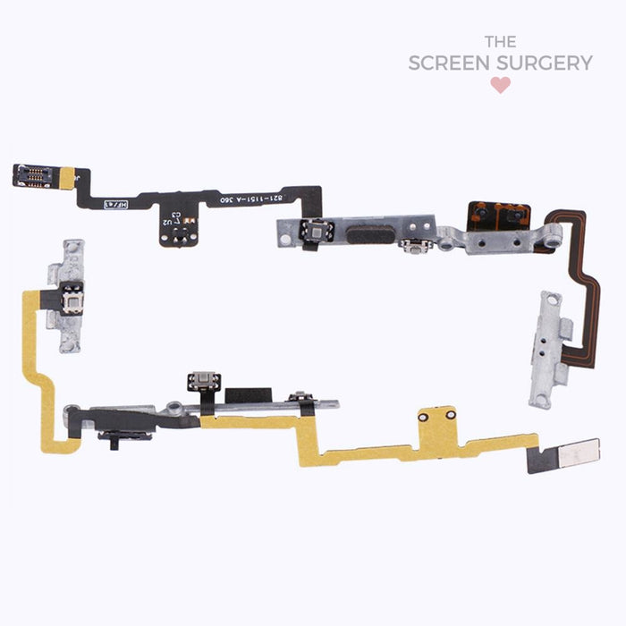 Ipad 2 Power Flex Cable + Bracket / Wifi Version (Apple)