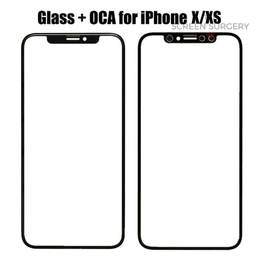 Iphone 11 Glass With Oca (Oem)