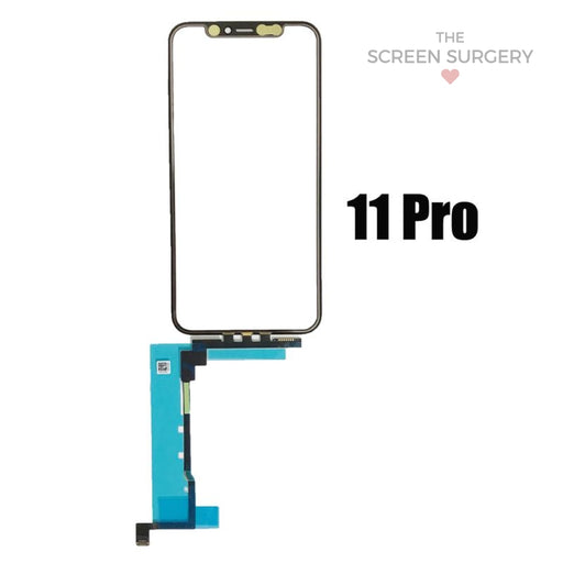 Iphone 11 Pro Glass - Oca And Digitiser With Ic