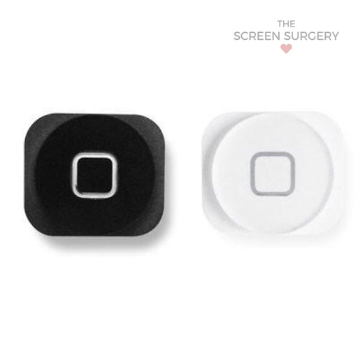 Iphone 5C Home Button Black Oem (Apple)