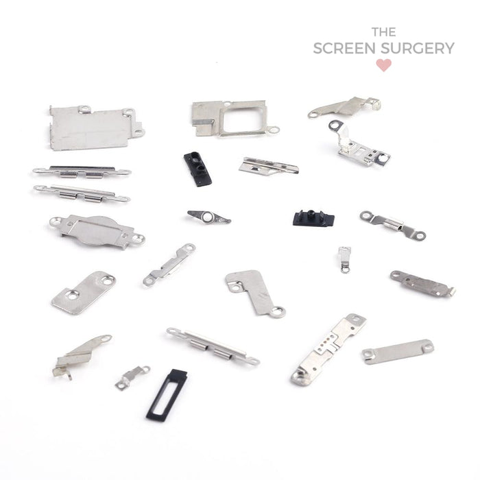 Iphone 5G Full Inner Metal Retaining Bracket Set (Apple)