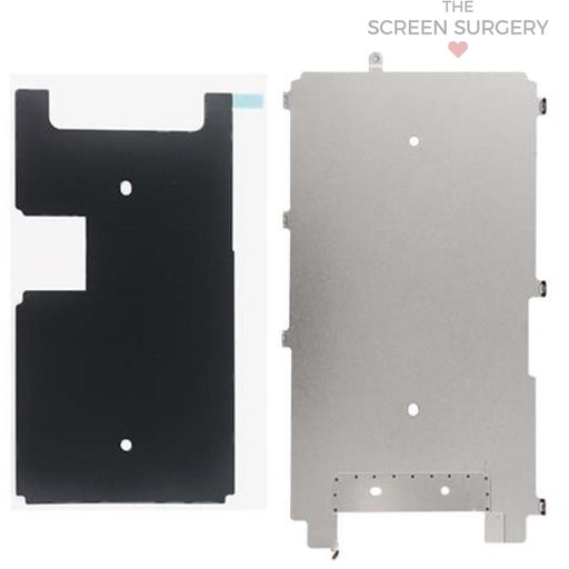 Iphone 6S Lcd Back Metal Plate Inc Heat (Apple) Iphone