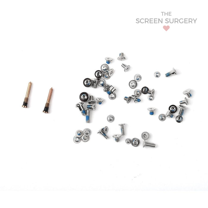 Iphone Xs Full Set Screws Gold Original