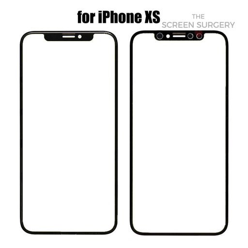 Iphone Xs Glass With Oca (Oem)