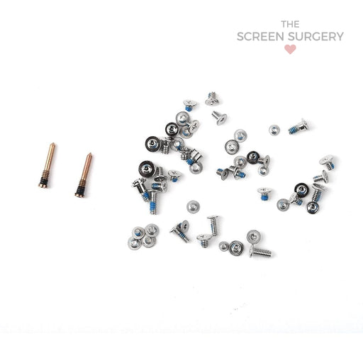 Iphone Xs Max Full Set Screws Gold Original