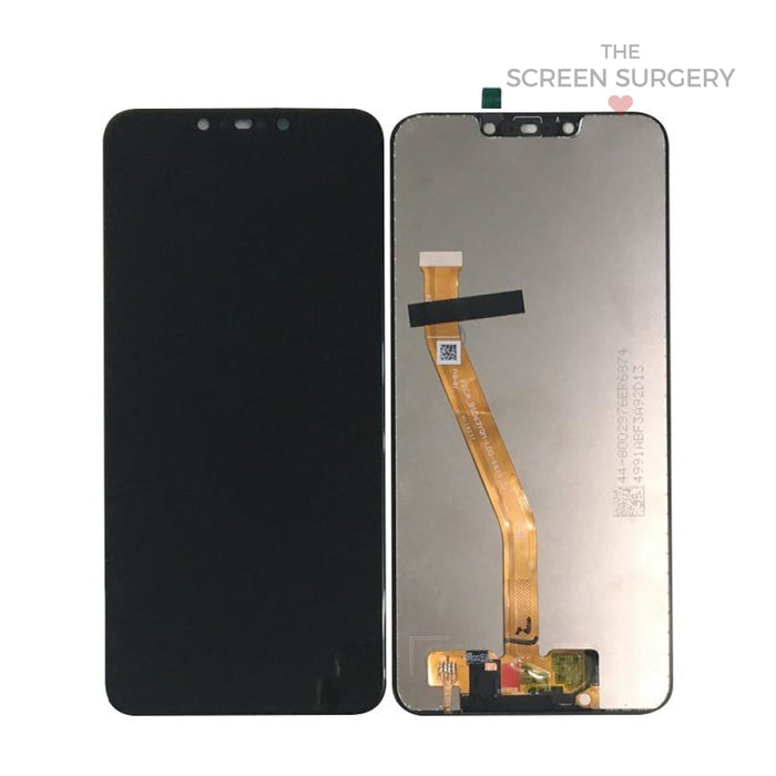 Lcd Touchscreen - Black Huawei Nova 3