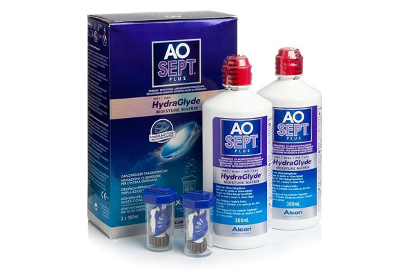 AOSEPT® PLUS mit HydraGlyde®