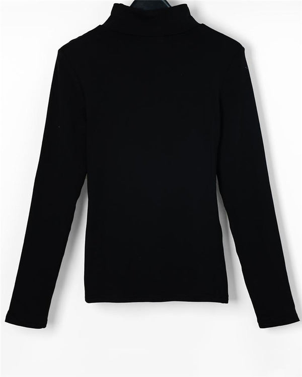 Hollow Out Slim Fit Long Sleeve - THEGIRLSOUTFITS