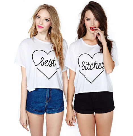 Image of Short Sleeve Loose Cotton T ShirtThegirlsoutfits