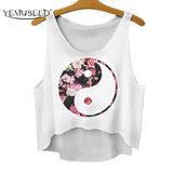 3D Printed Vest Girls Tank cheap clothes F552