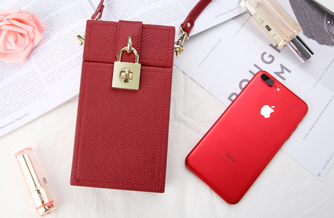 Image of 5.5'' Wallet Case For iPhoneThegirlsoutfits