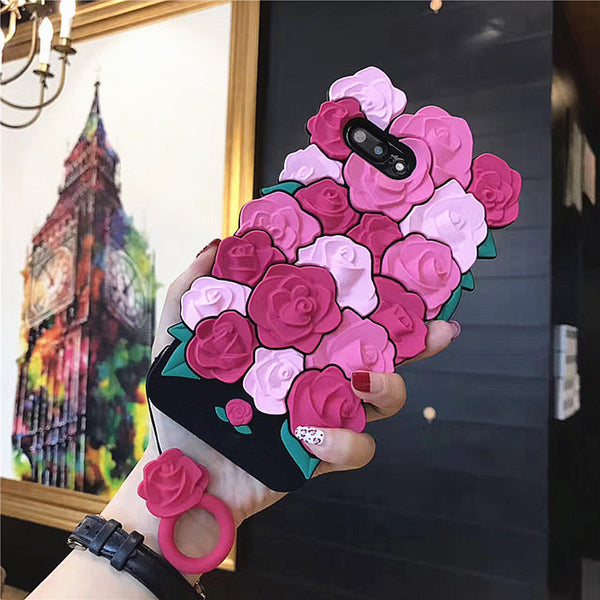 Luxury Cute 3D Full Protection - THEGIRLSOUTFITS