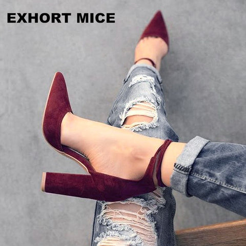 Image of platform sexy women shoesThegirlsoutfits
