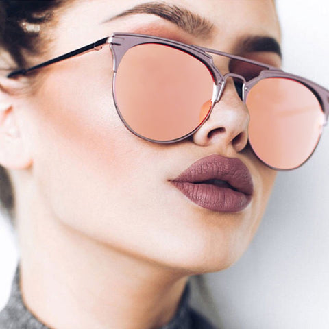 Image of Eyewear metal frame workThegirlsoutfits