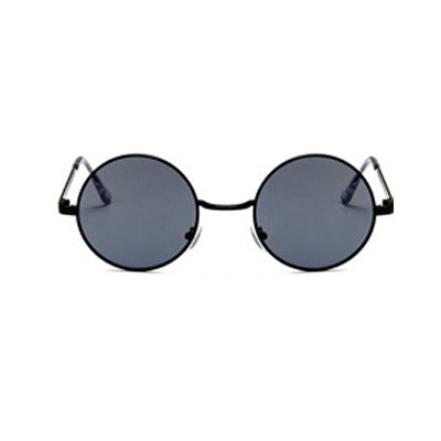 Image of Round Sunglasses Women Vintage Metal FrameThegirlsoutfits