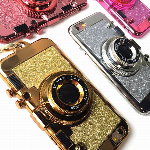 Luxury Plating Phone CaseThegirlsoutfits