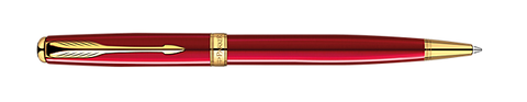 Parker Sonnet Red Lacquer GT Ballpoint