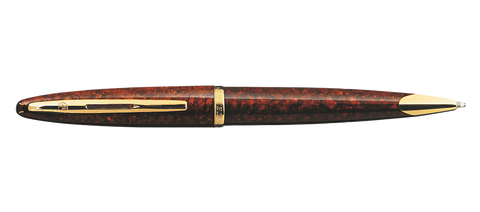 Waterman Carene Amber Ballpoint Pen GT