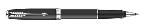 Parker Sonnet Deep Black Lacquer / ST Rollerball