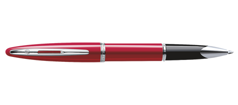 Waterman Carene Glossy Red Rollerball ST