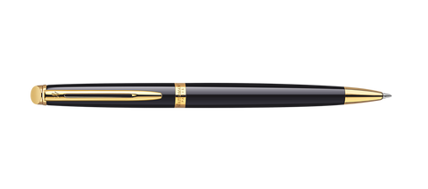 Waterman Hemisphere Black Ballpoint Pen GT
