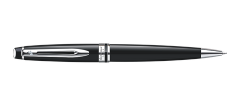 Waterman Expert Black Ballpoint Pen ST