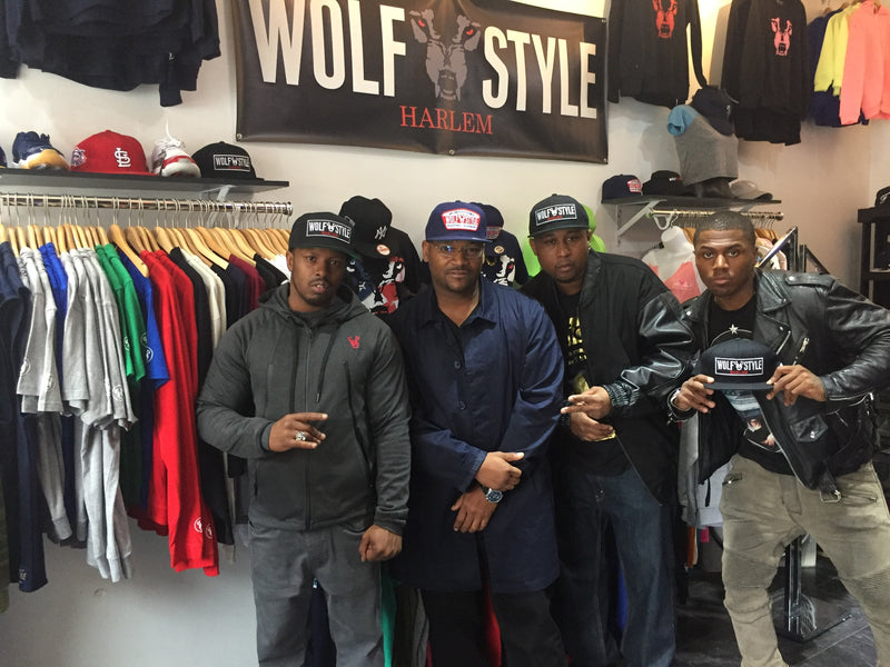 Welcome to Wolfstyle Clothing!
