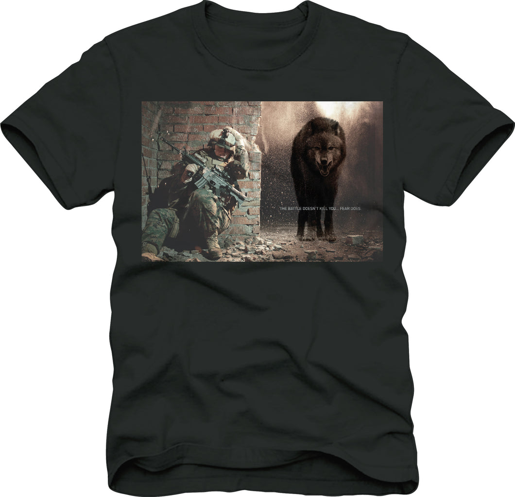 No Fear - Wolfstyle Clothing