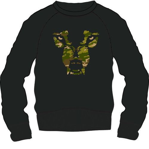 Wolf Face Camo - Wolfstyle Clothing