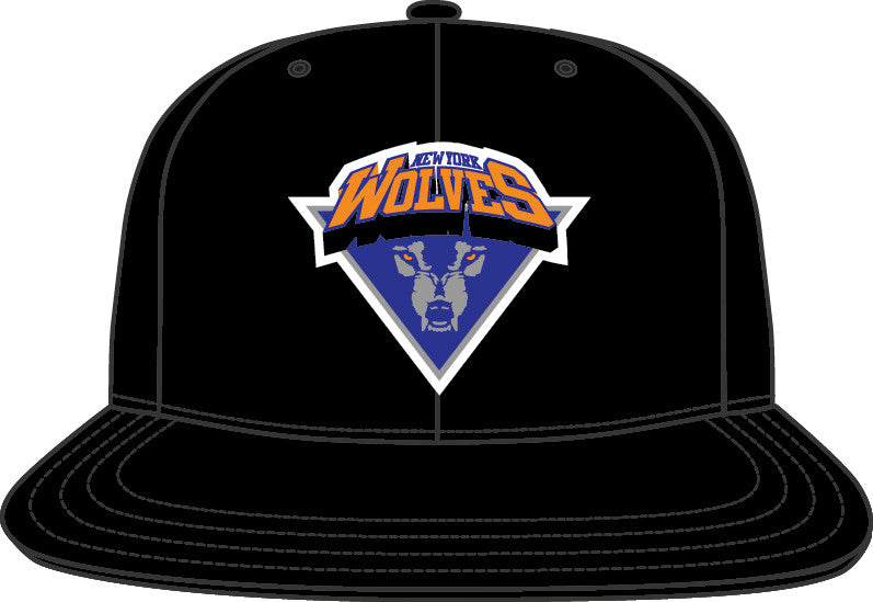Hat: Snapback - NY Wolves (Knicks)