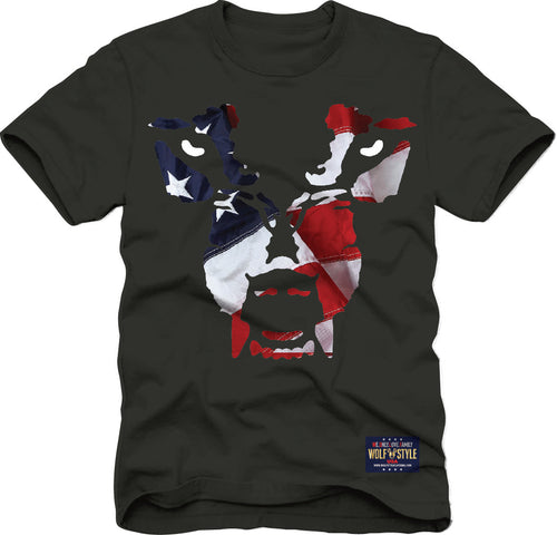 Flag Face - Wolfstyle Clothing