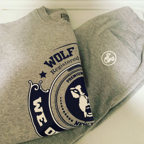 Wolf Medallion - Wolfstyle Clothing