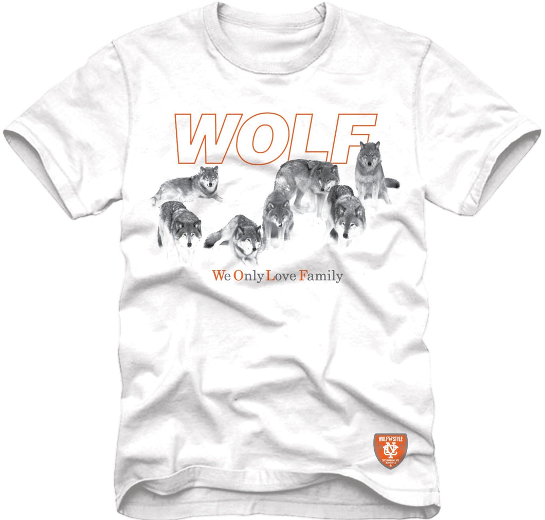 Wolves Chillin - Wolfstyle Clothing