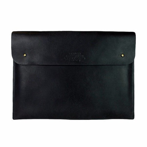 "Laptop sleeve 13"" - eco classic black"