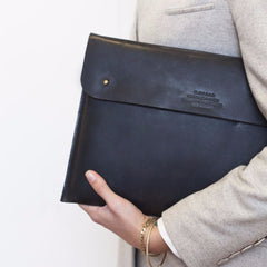 "Laptop sleeve 13"" - eco black"