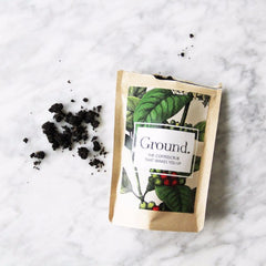 Ground. Coffee Scrub - lichaamsscrub