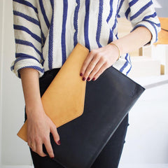 "Envelope Laptop sleeve 13"" - classic navy 