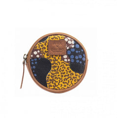 Afriek X O My Bag portefeuille - yellow