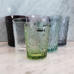 Portugees glas - groen