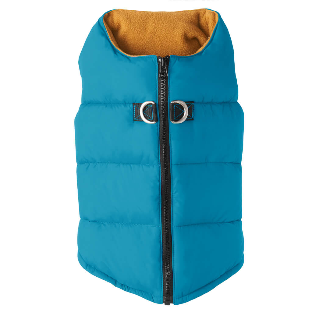Padded Vest Solid