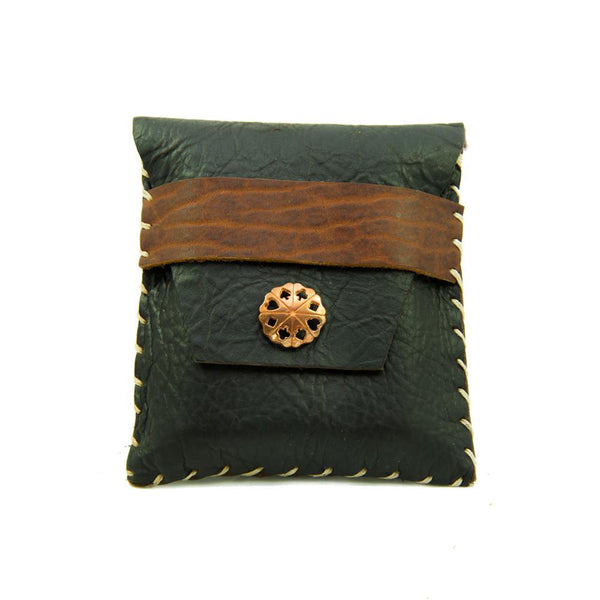 Leather Heirloom Card Case