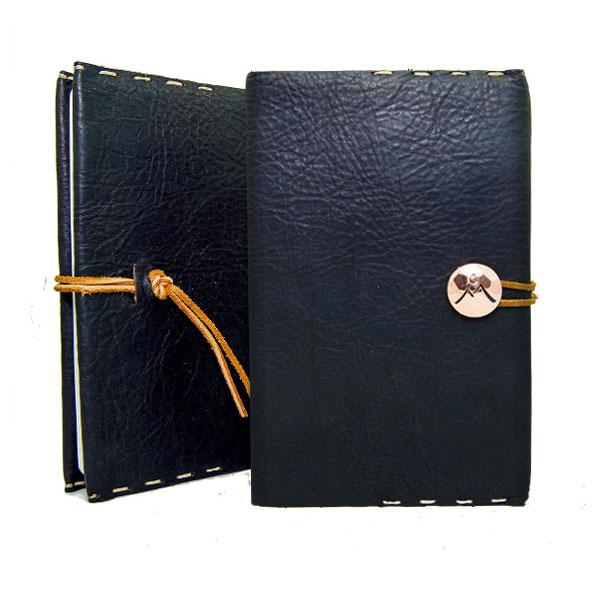 """Classic"" Leather Journal for Moleskine® Brand Books"