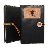 "Medium ""Classic"" Leather Journal"