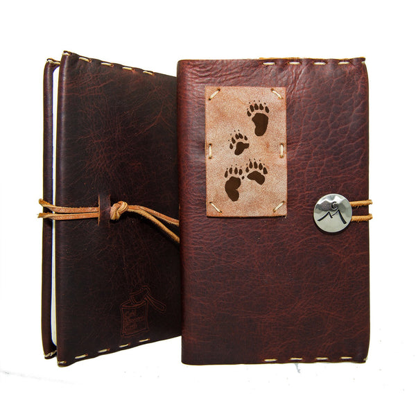 Medium Themed Leather Journals