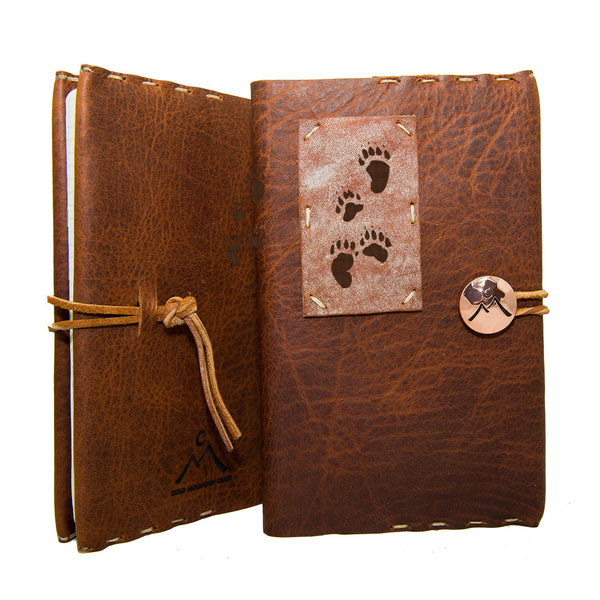 Themed Medium Leather Journals