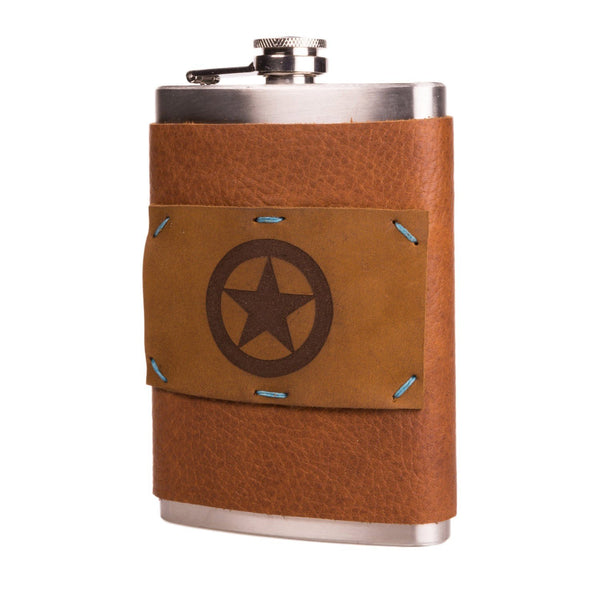 Limited Edition Whiskey Bandito 8 oz Flask